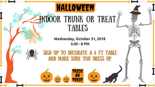 Trunk Or Treat The United Methodist Church Of Coopersville